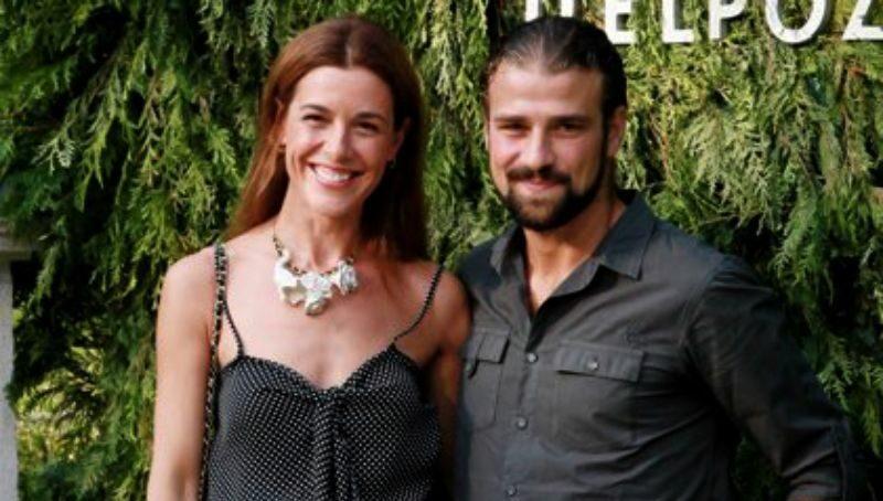 Raquel Sánchez Silva i Mario Biondo en una foto d'arxiu / Europa Press