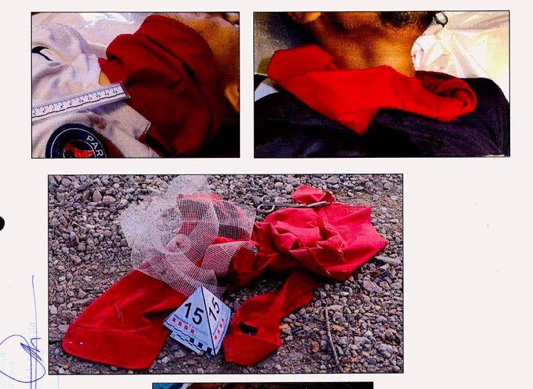 Els mocadors vermells en l'informe dels Mossos