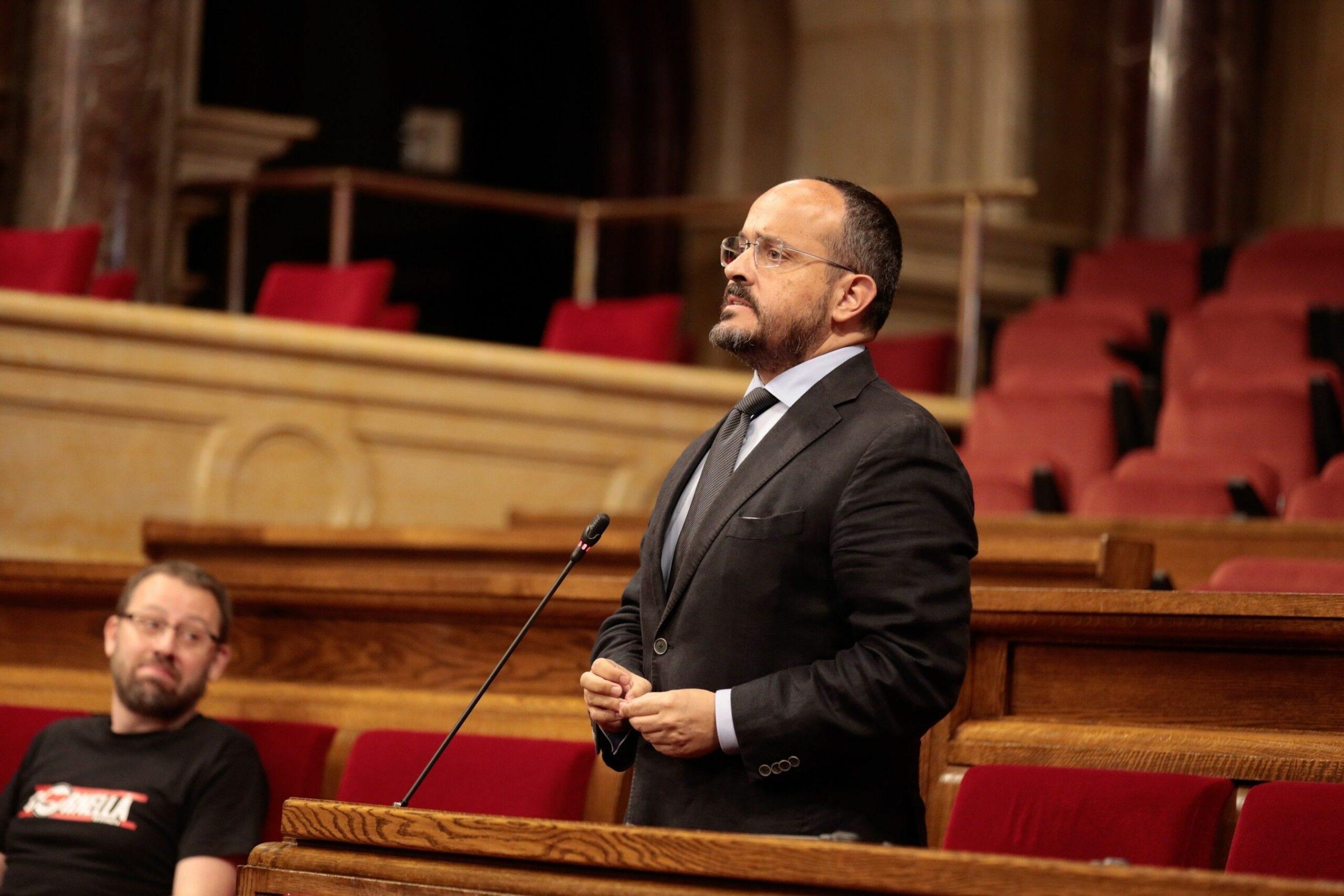 El president del PP Català en una imatge d'arxiu (Europa Press)
