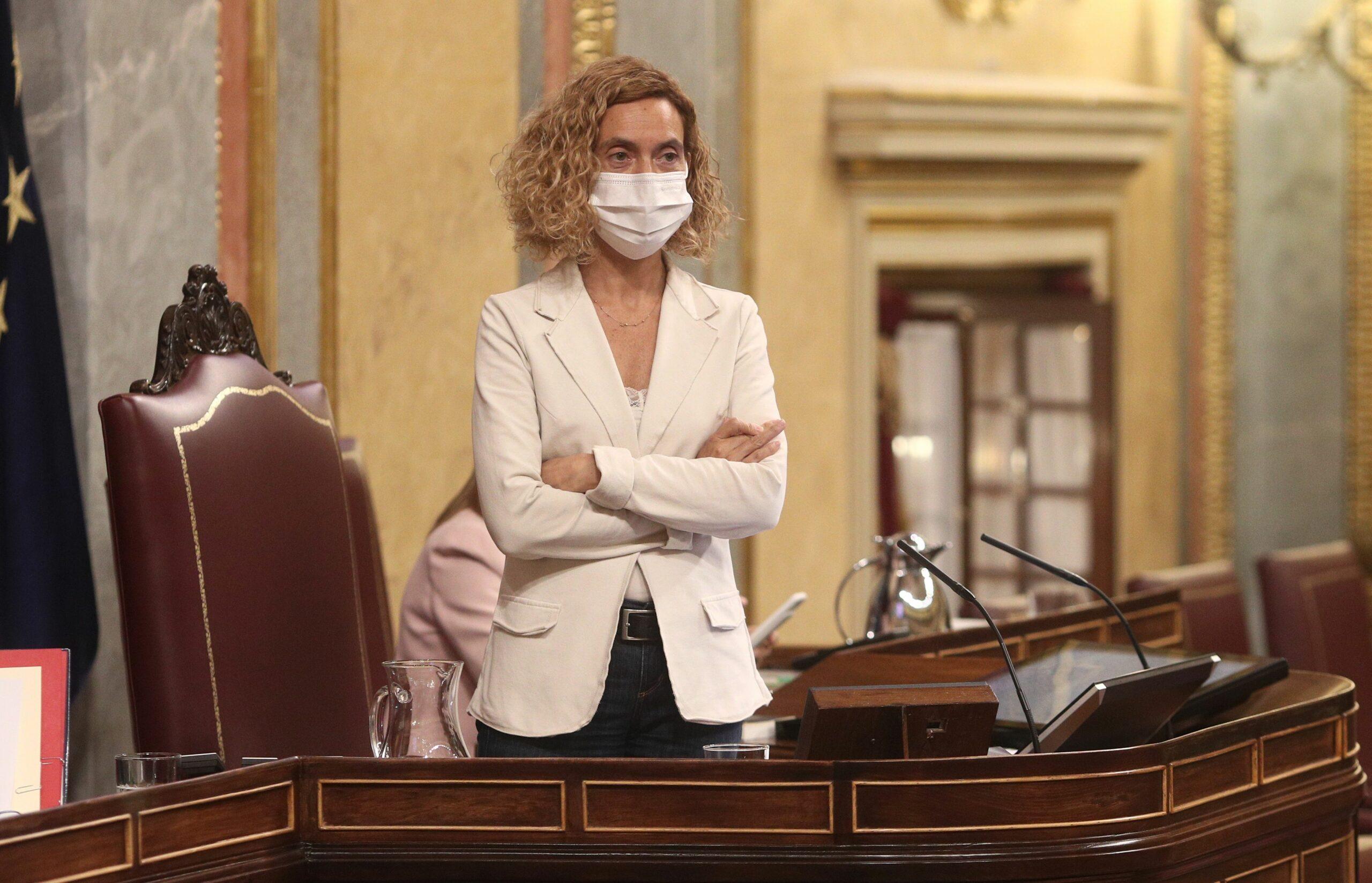 Meritxell Batet, presidenta del Congrés   Europa Press