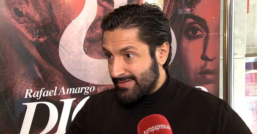 Rafael Amargo | Europa Press