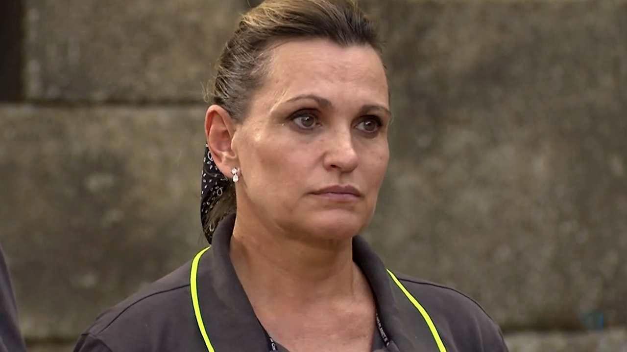 Ainhoa Arteta, a 'Masterchef' - TVE
