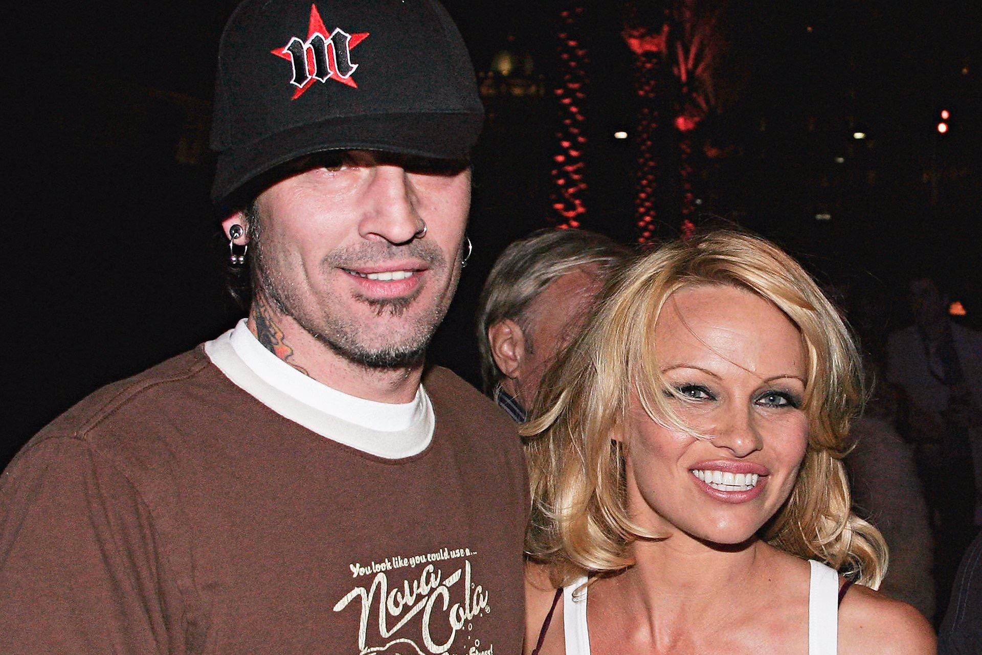 Tommy Lee i Pamela Anderson | Europa Press