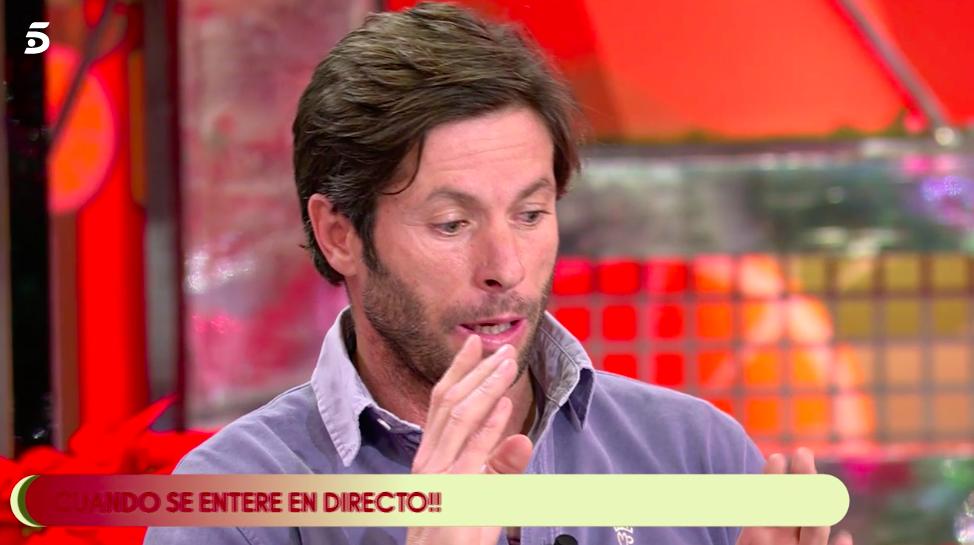 Canales Rivera a 'Sálvame' | Telecinco