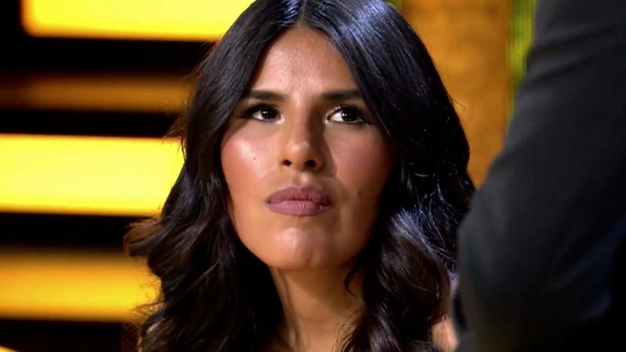 Isa Pantoja reconeix que no es parla amb la mare en l'últim programa de 'La casa fuerte' / Telecinco