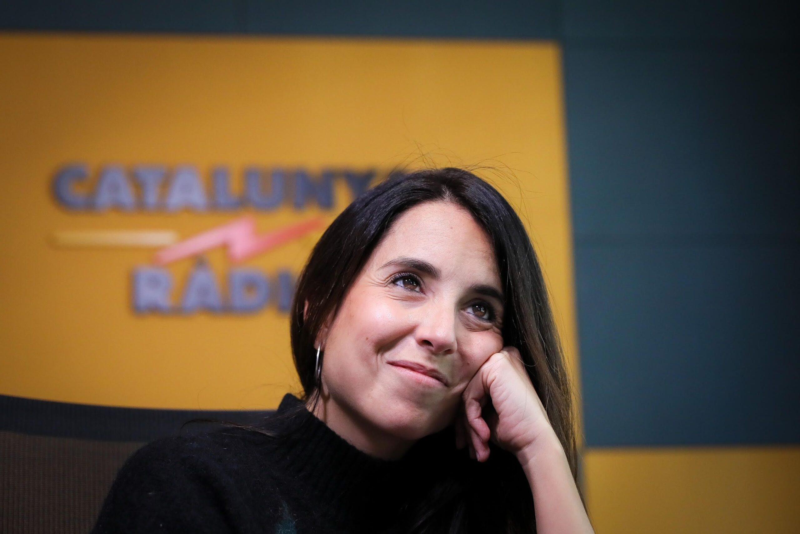 Laura Rosel dirigeix El Matí de Catalunya Ràdio des d'aquesta temporada JORDI BORRÀS
