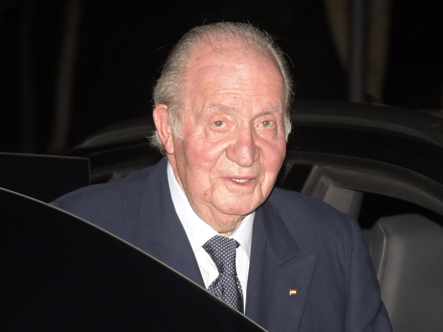 Joan Carles de Borbó | Europa Press