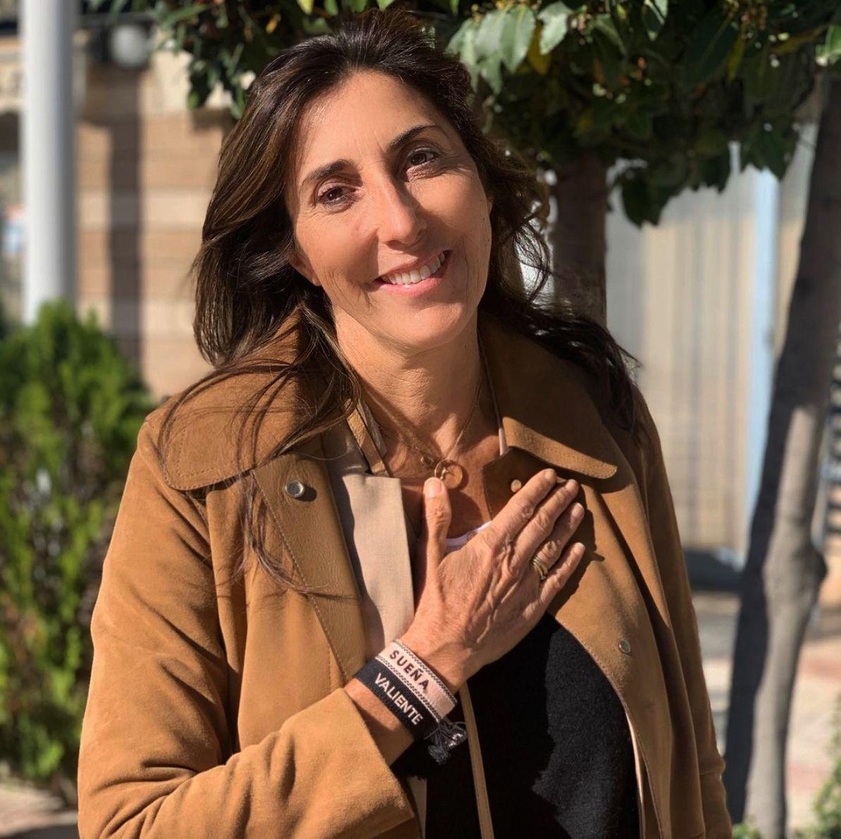 Paz Padilla col·labora en una campanya de l'AECC   Instagram