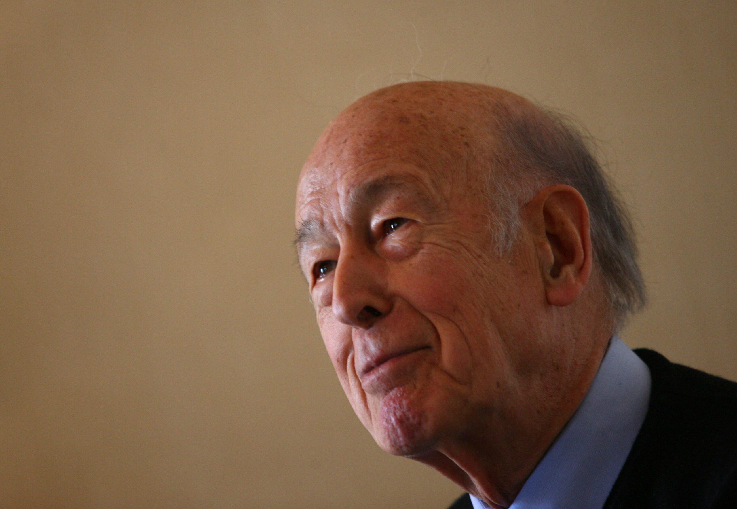 Valéry Giscard d'Estaing en una imatge d'arxiu del 2010 / Europa Press
