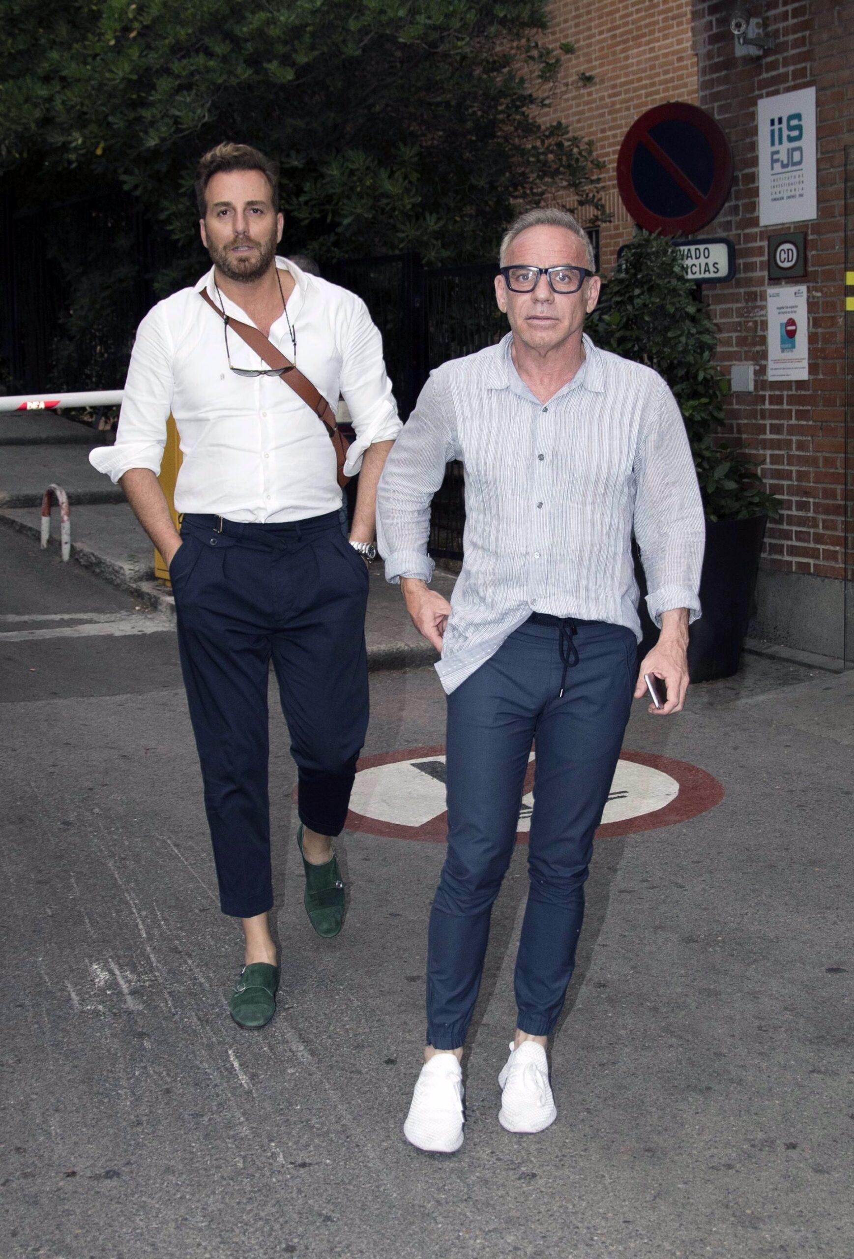 Raúl Prieto i Joaquín Torres   Europa Press