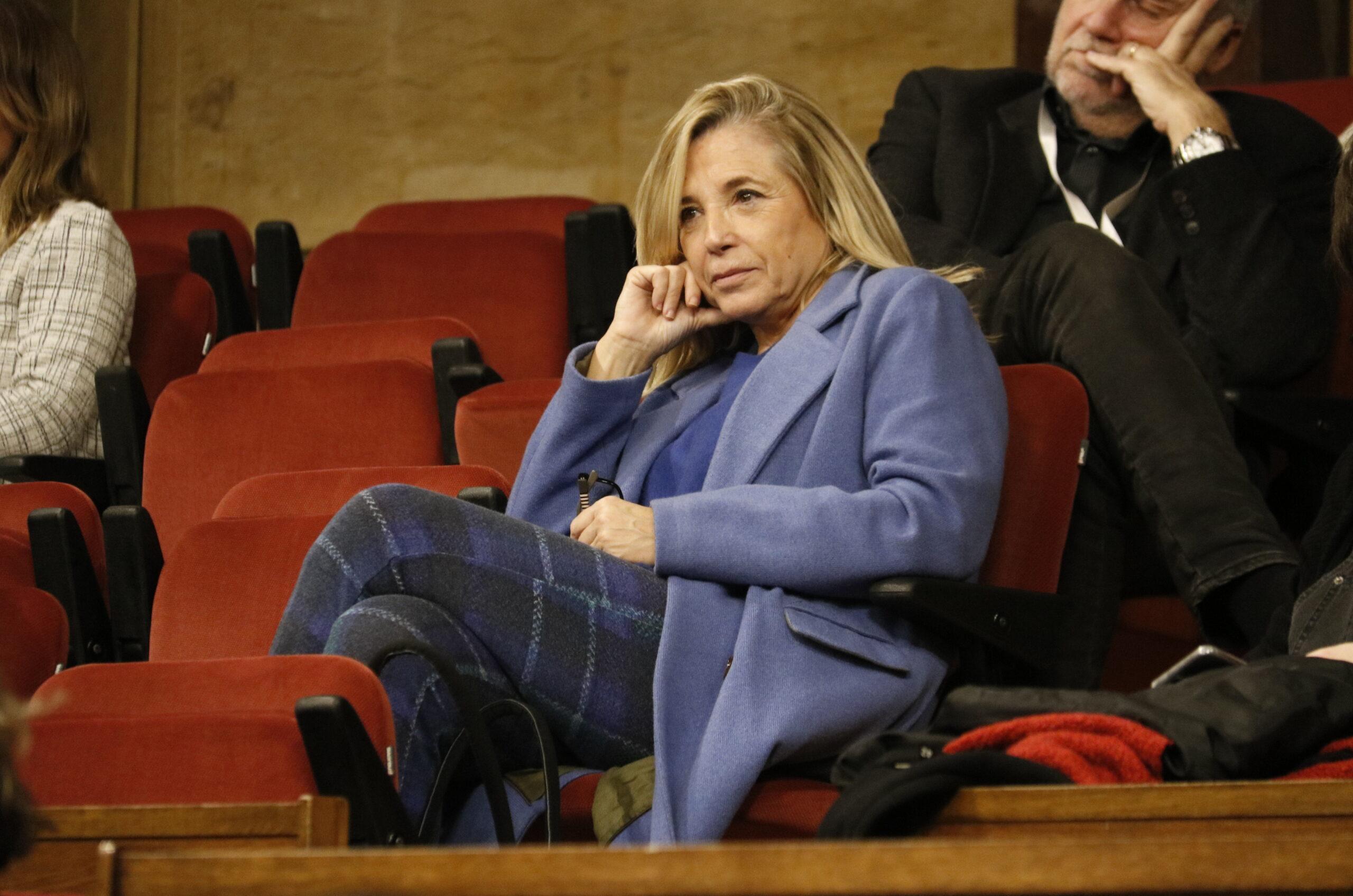 L'exvicepresidenta Joana Ortega en una imatge d'arxiu | ACN