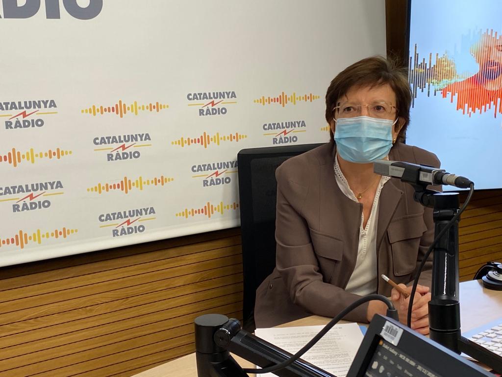 Carmen Cabezas | Catalunya Ràdio