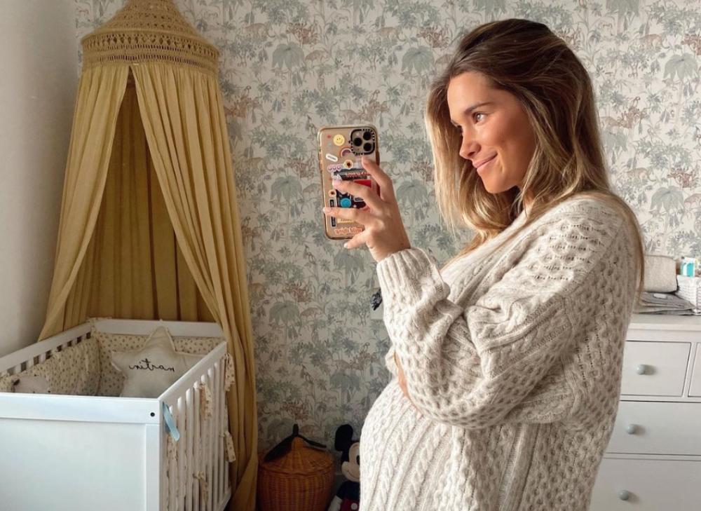 María Pombo, a l'habitació del bebè / Instagram