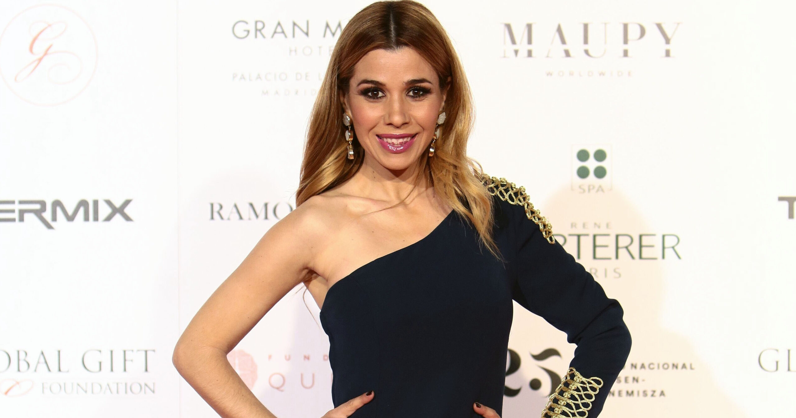 Natalia Rodríguez d'OT, en un 'photocall' / Europa Press