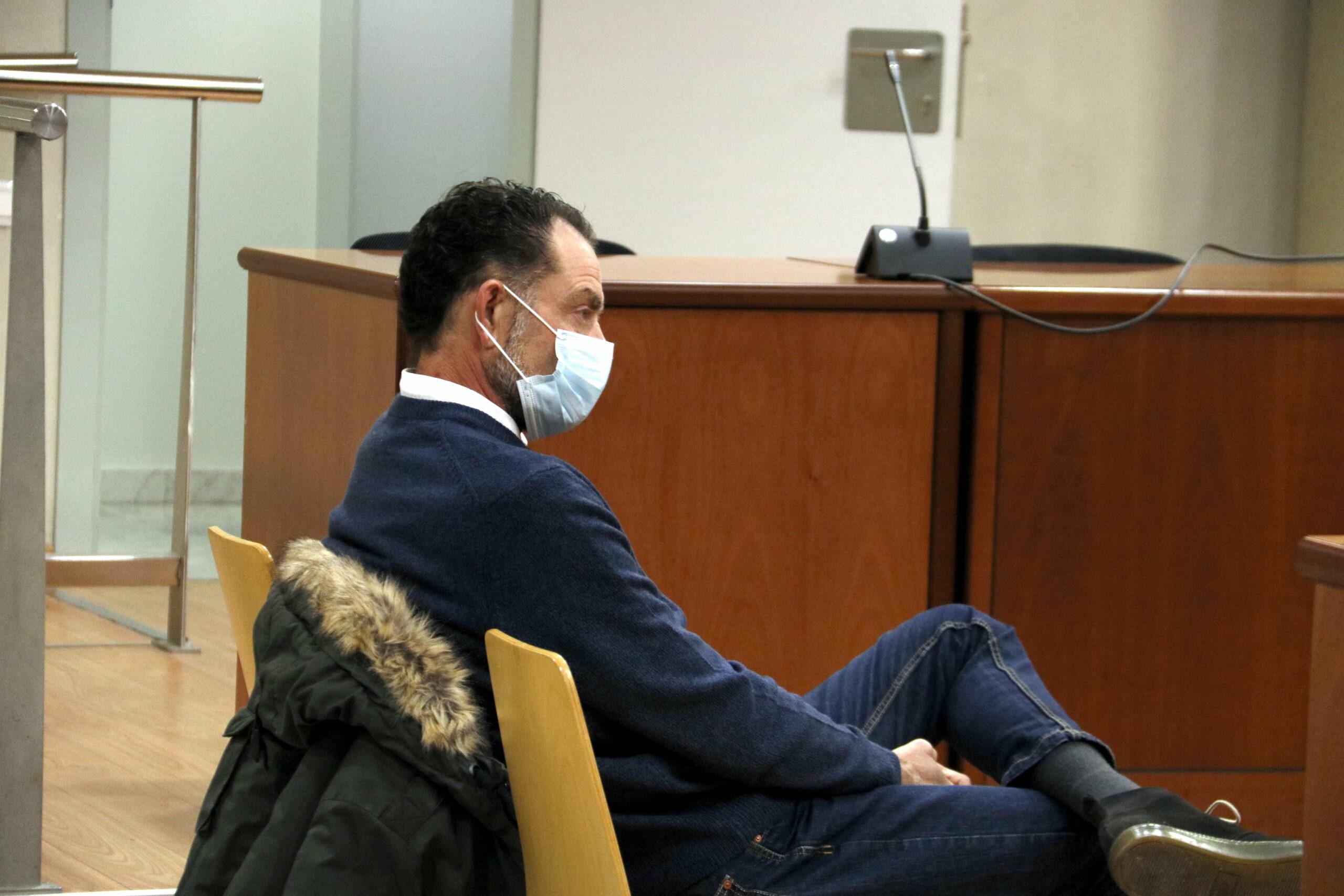 L'acusat d'abusar de discapacitats durant el judici a l'Audiència de Lleida | ACN