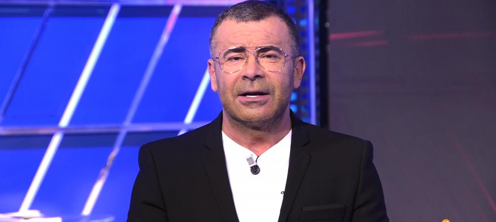 Jorge Javier Vázquez, en un dels últims programes del 2020 / Telecinco