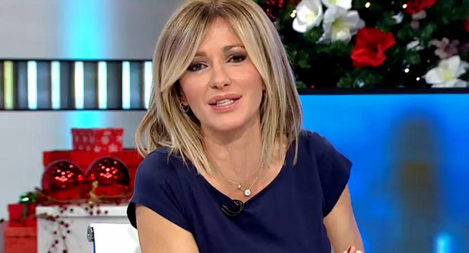 Susanna Griso torna a 'Espejo Público' / Antena 3
