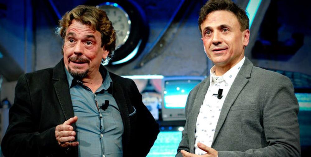 Juan Muñoz i José Mota, junts a 'El acabose' / TVE