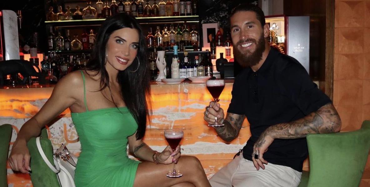 Pilar Rubio i Sergio Ramos, el dia del seu aniversari / Instagram