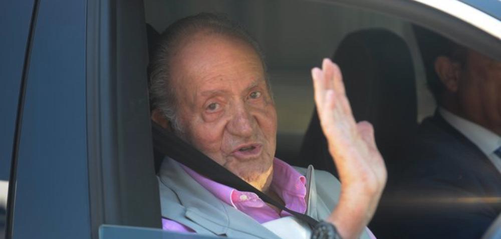 Joan Carles abandona l'hospital / Europa Press