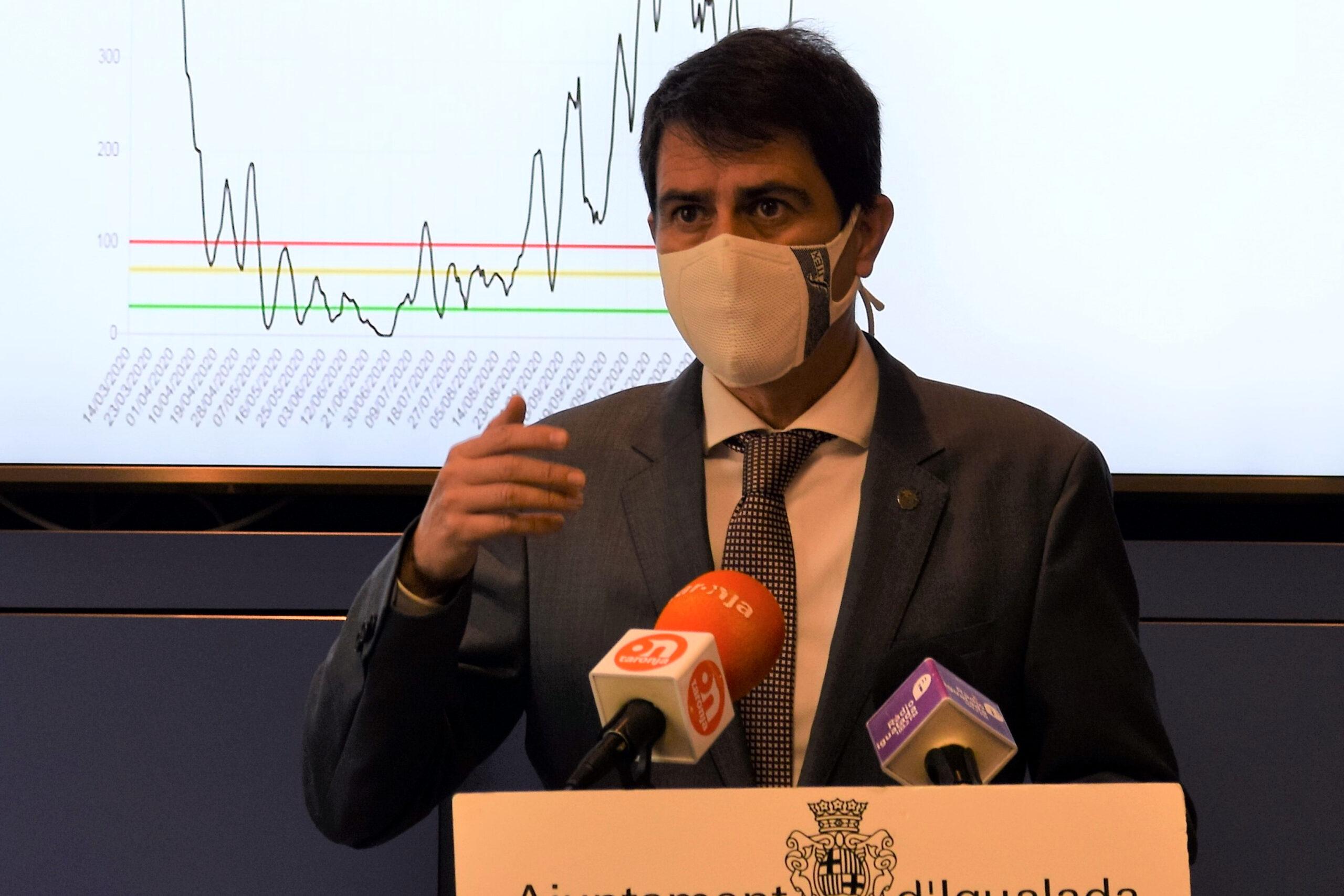 L'alcalde d'Igualada, Marc Castells (PDeCAT) | ACN
