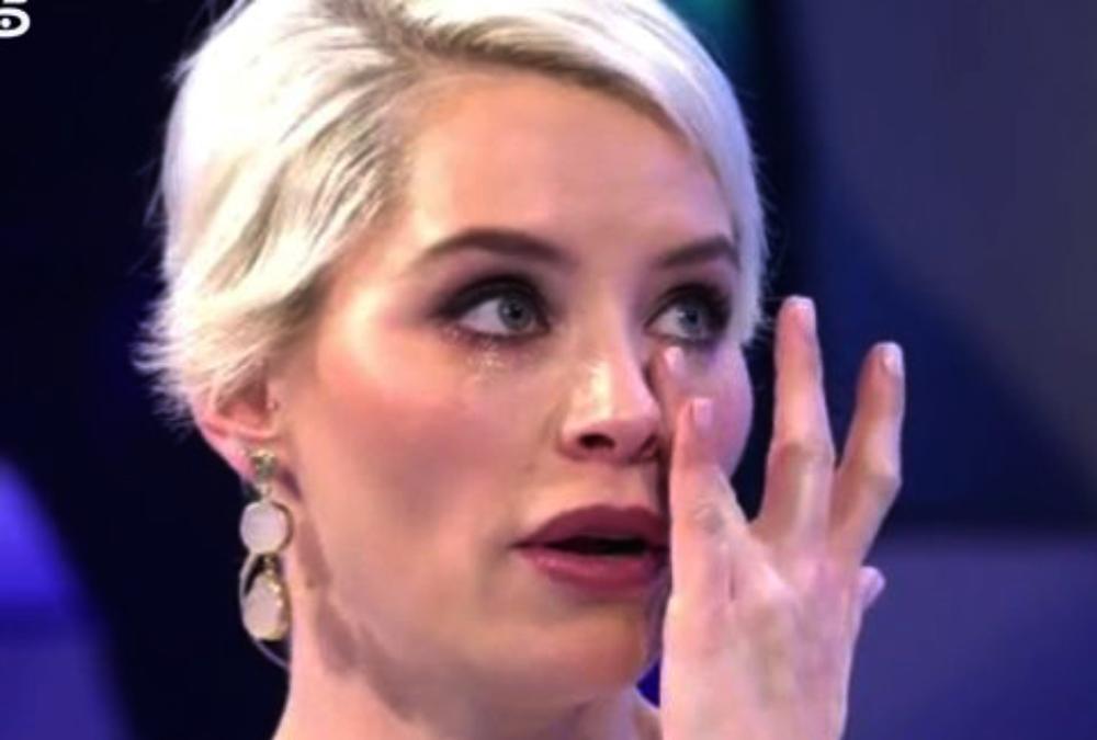 Soraya plora a televisió en directe / Telecinco