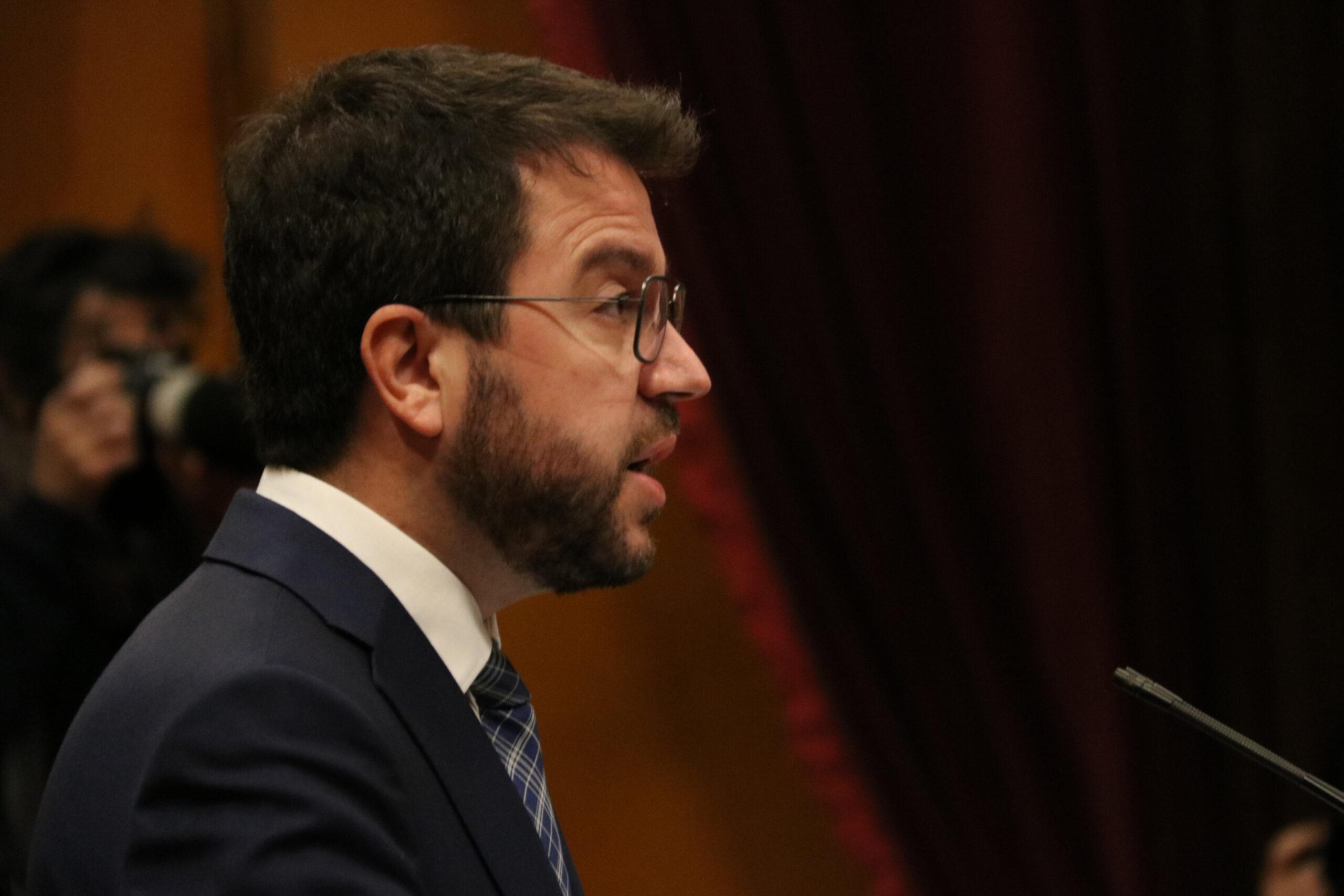Pere Aragonès | ACN