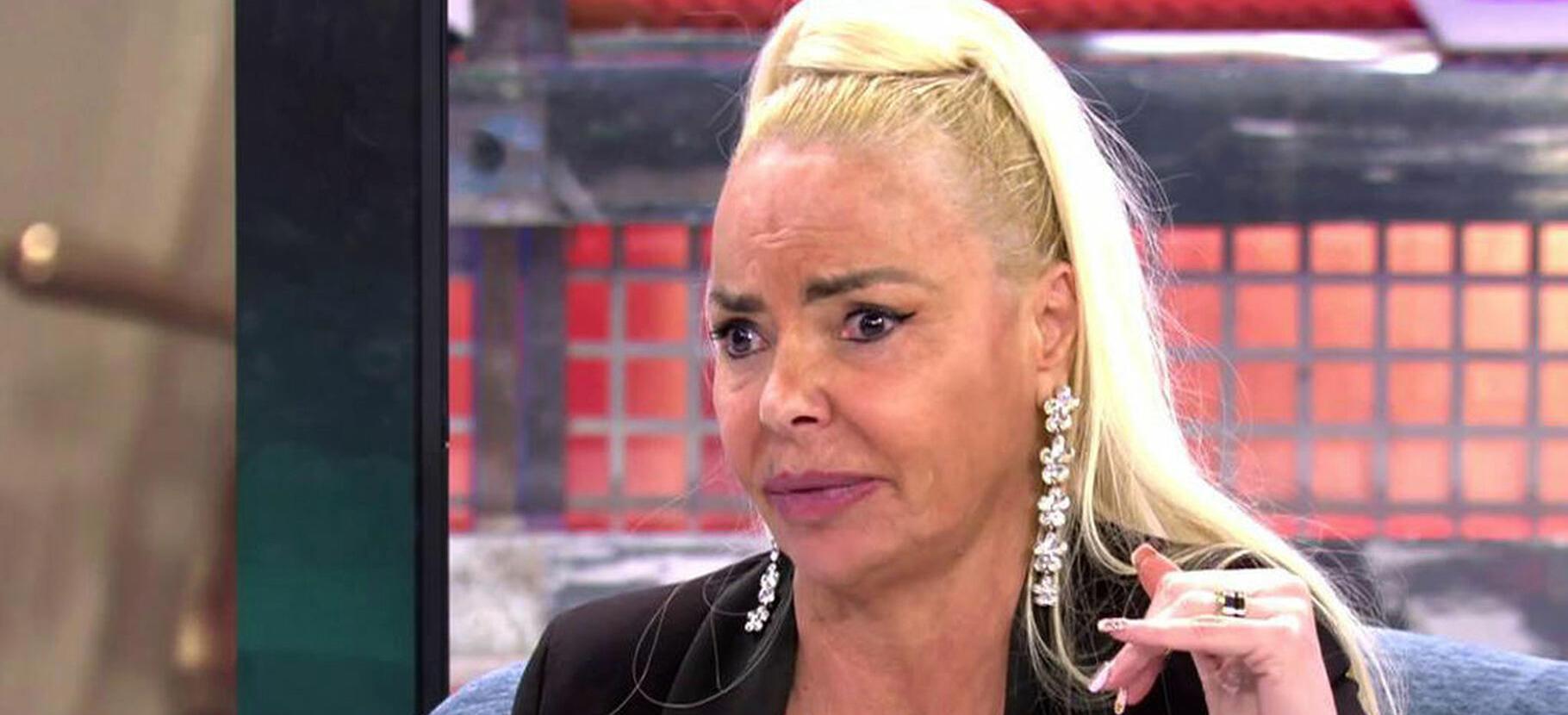 Leticia Sabater concedeix una entrevista a 'Sábado Deluxe' / Telecinco