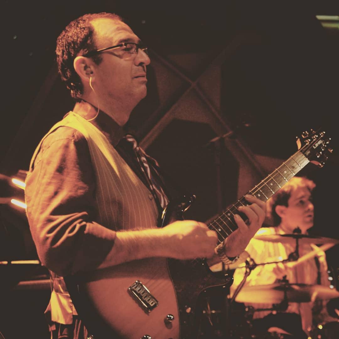 El músic Joan Eloi Vila en una fotografia d'arxiu   El Terrat