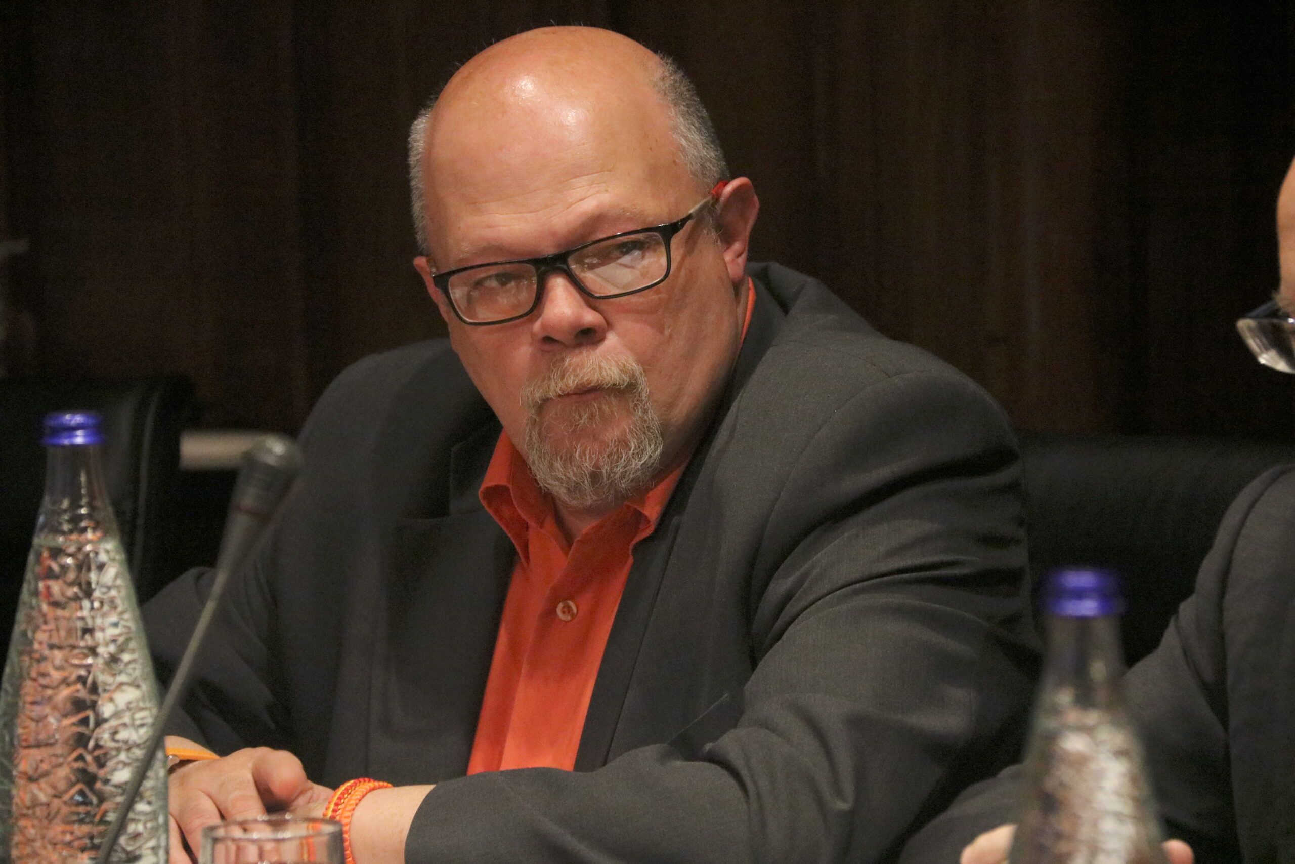Francesc Xavier Alegre ha renunciat a l'acta de senador autonòmic ACN