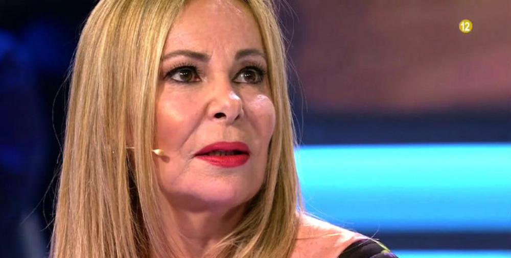 Ana Obregón a 'Volverte a ver' / Telecinco
