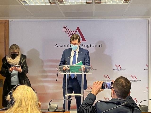 Manuel Villegas   Europa Press