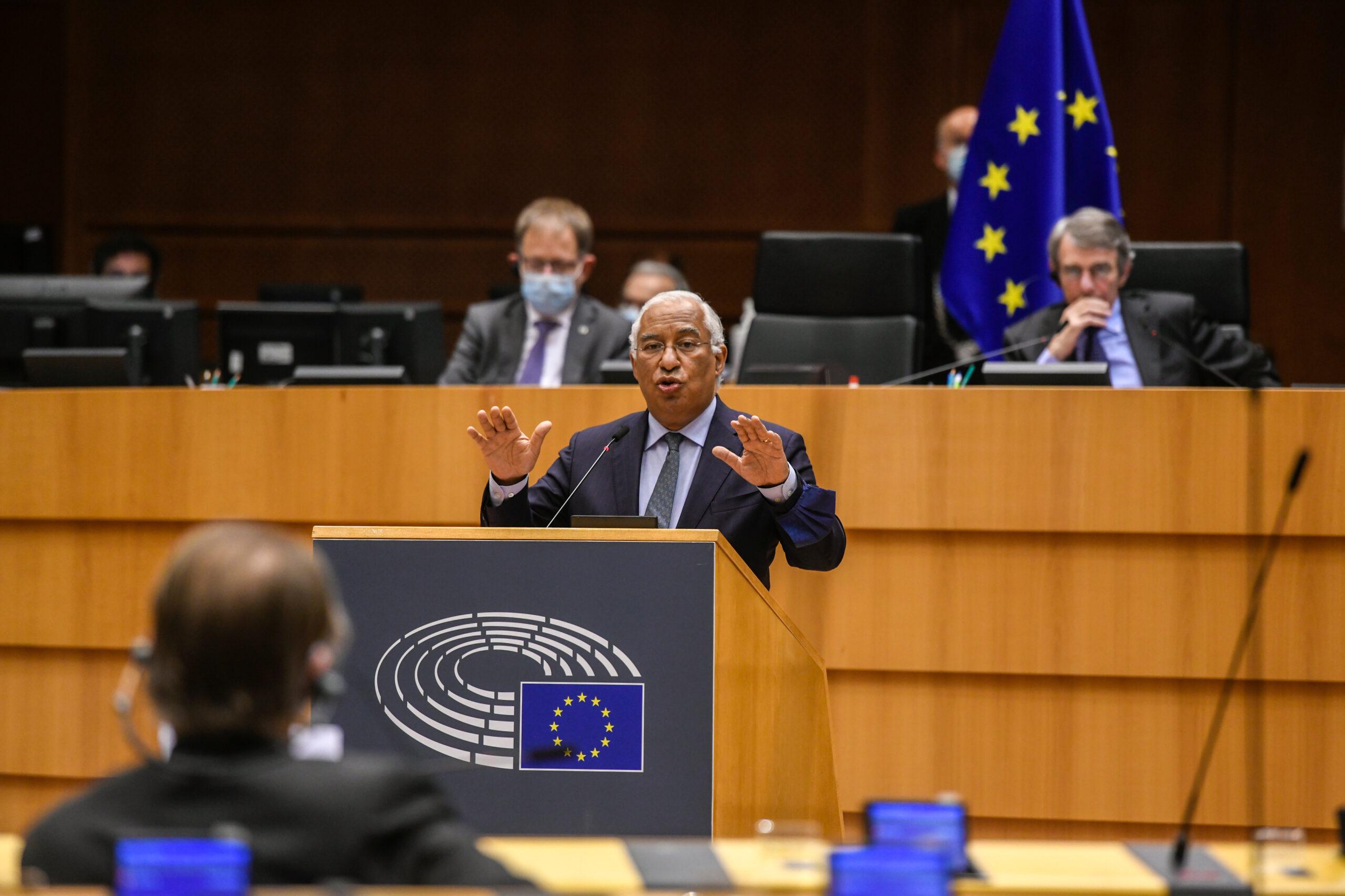 El primer ministre de Portugal, Antonio Costa / ACN