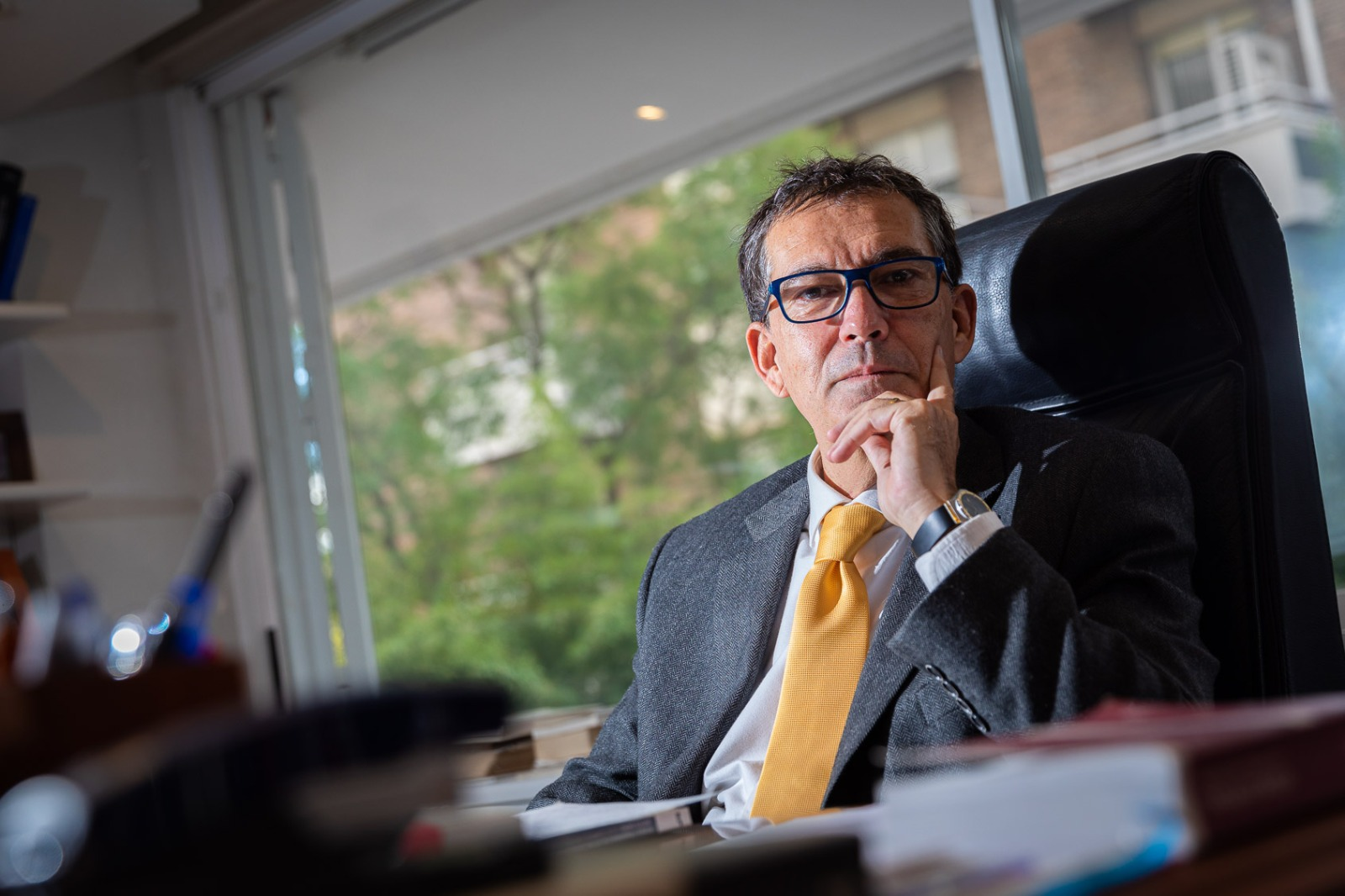 Jaume Alonso Cuevillas en una imatge d'arxiu | Jordi Borràs