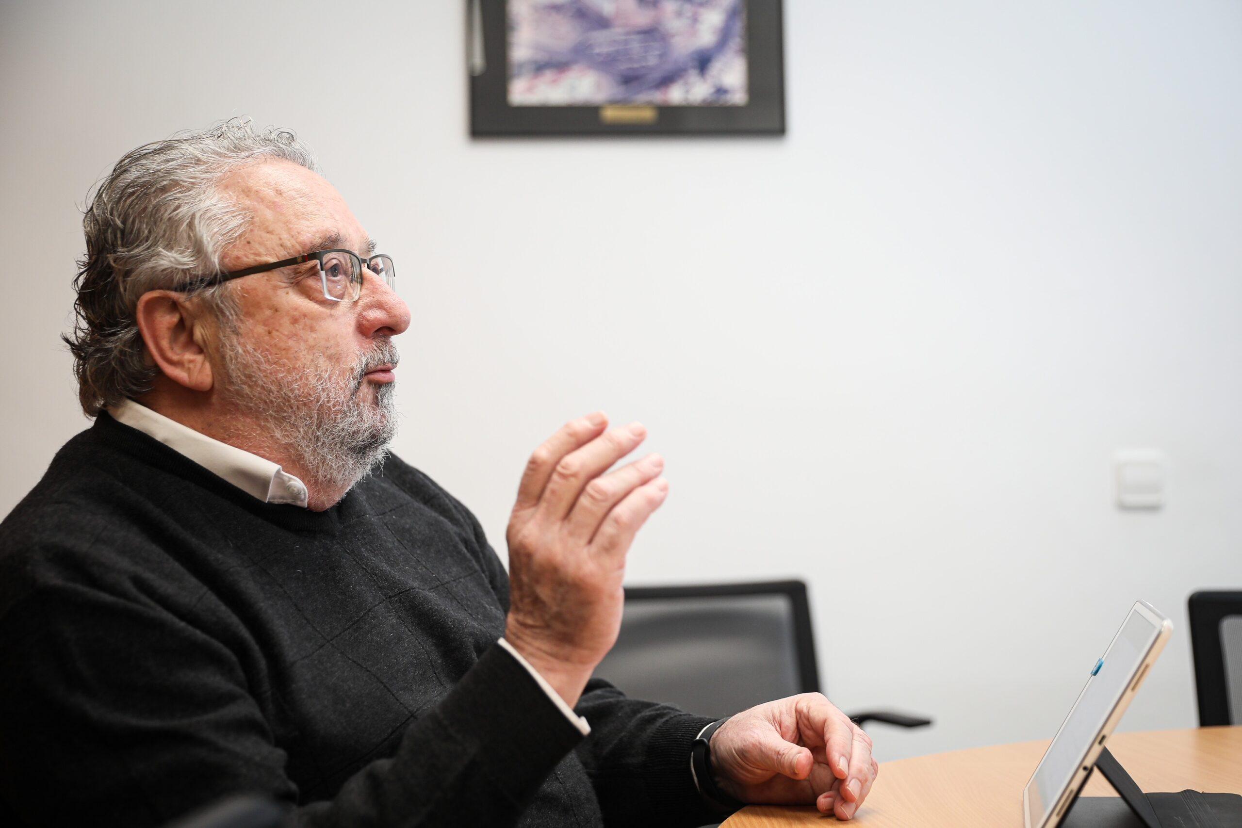 L'exsecretari de Salut Pública, Joan Guix / Jordi Borràs