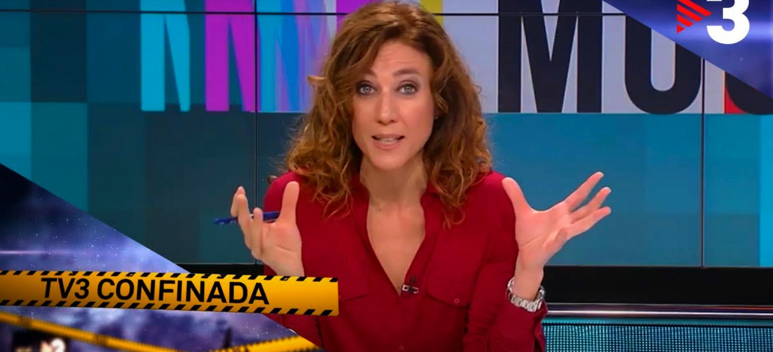 Helena Garcia Melero presenta 'Tot es mou' / TV3