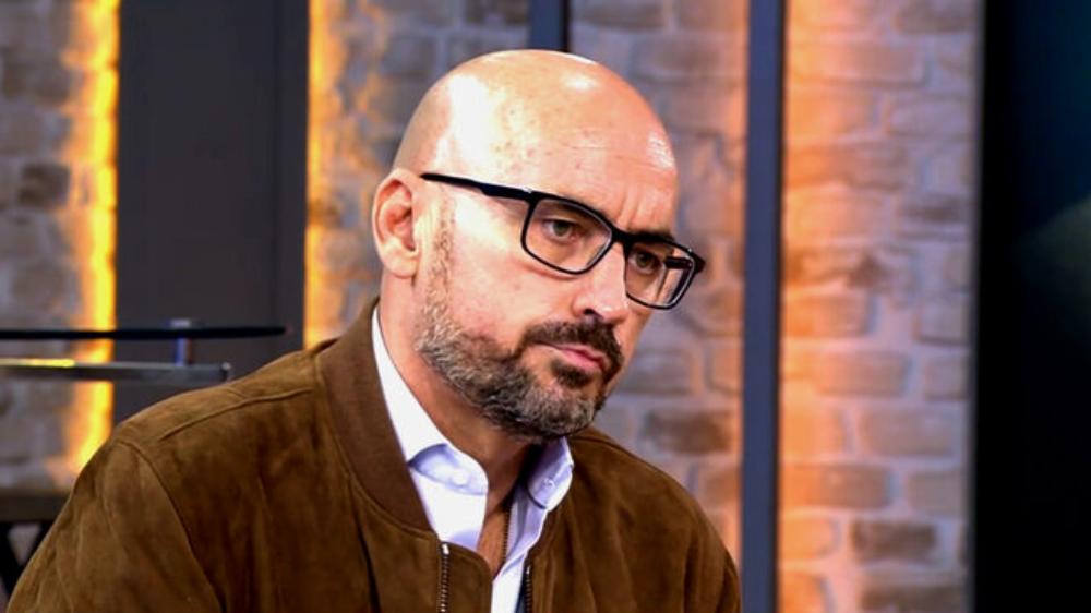 Diego Arrabal, a 'Viva la vida' / Telecinco