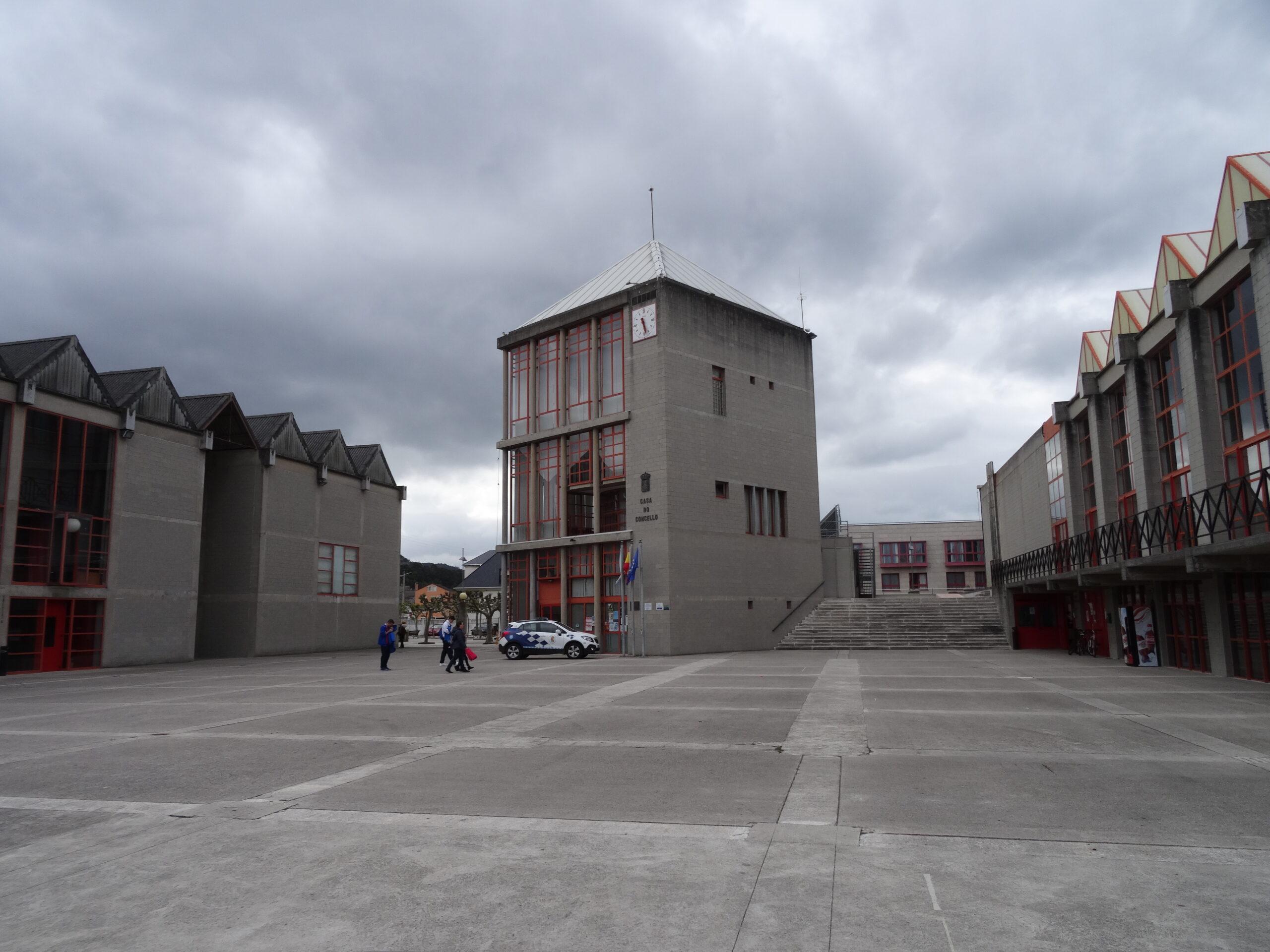 Una plaça de Xove / Wikipedia