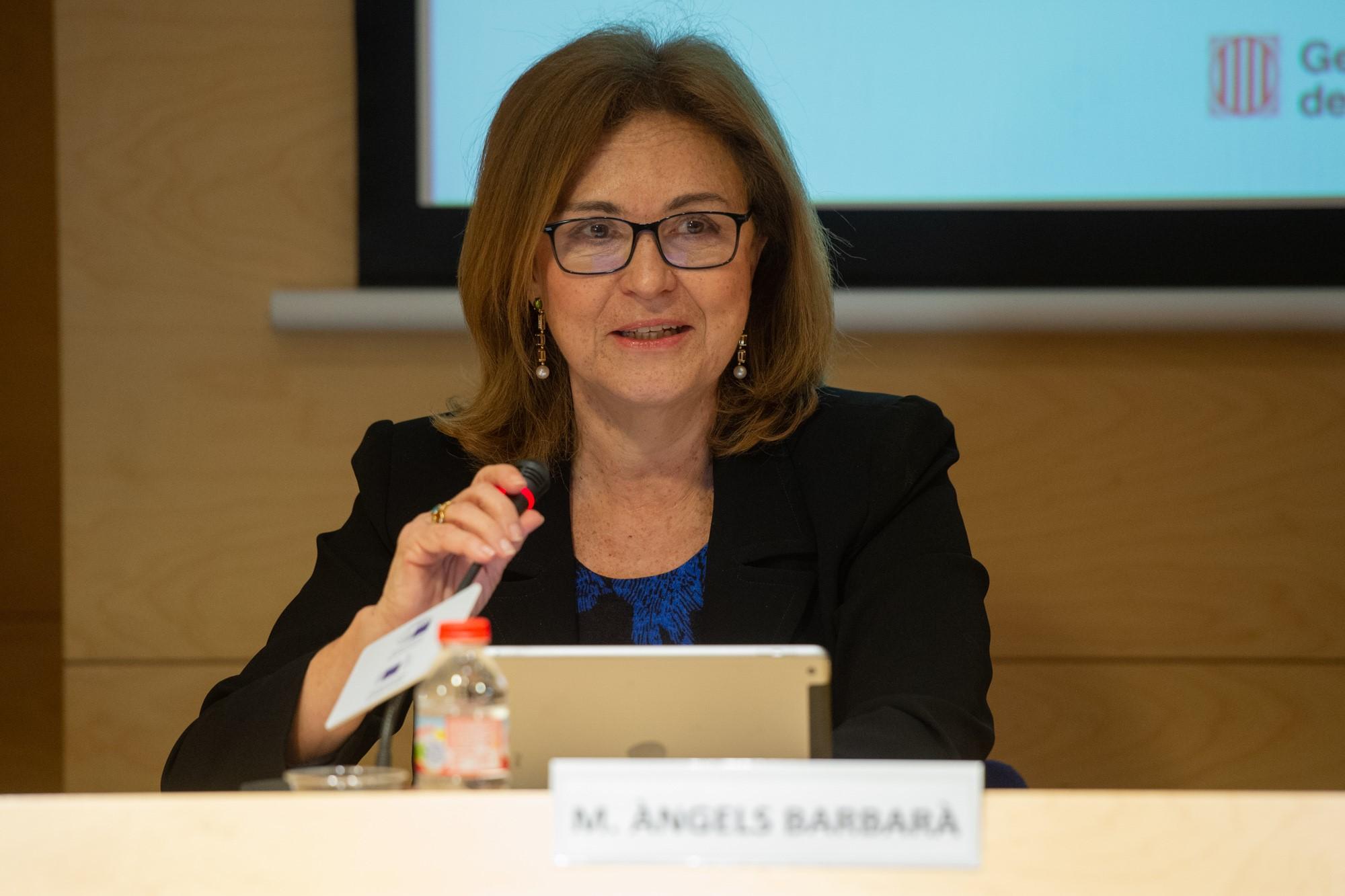 M Àngels Barbarà, director de l'Autoritat de Catalana de Protecció de Dades (APDCAT) / Cedida