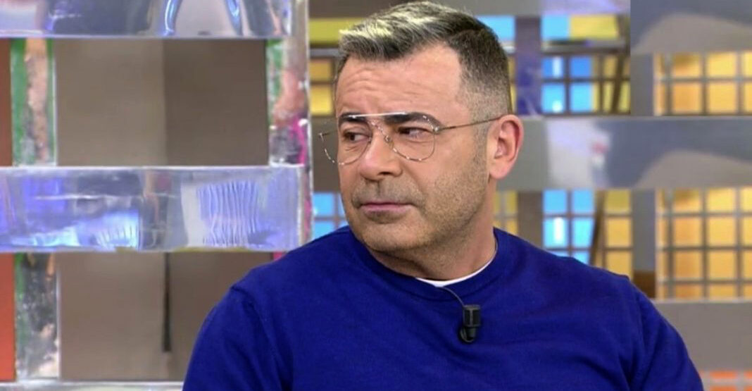 Jorge Javier Vázquez a 'Sálvame' / Telecinco