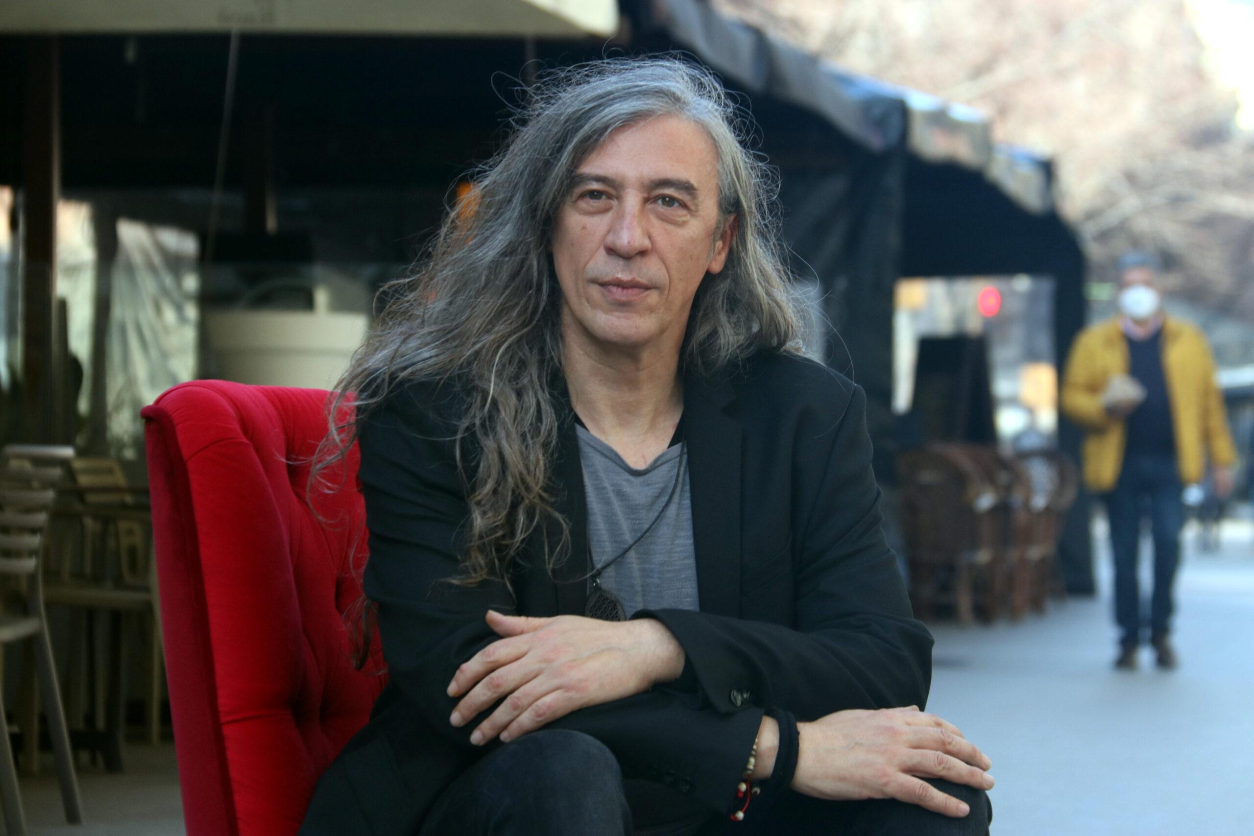 El músic Gerard Quintana, guanyador del Premi Ramon Llull amb la novel·la 'L'home que va viure dues vegades' | ACN