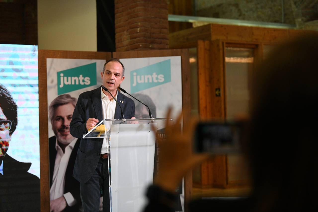 Jordi Turull a Reus / JxCAT