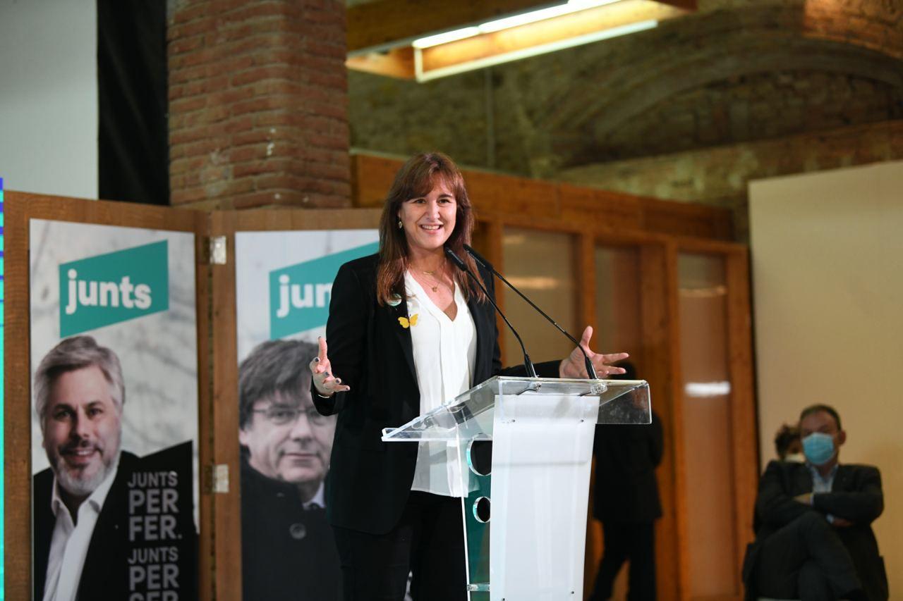Laura Borràs / JxCAT