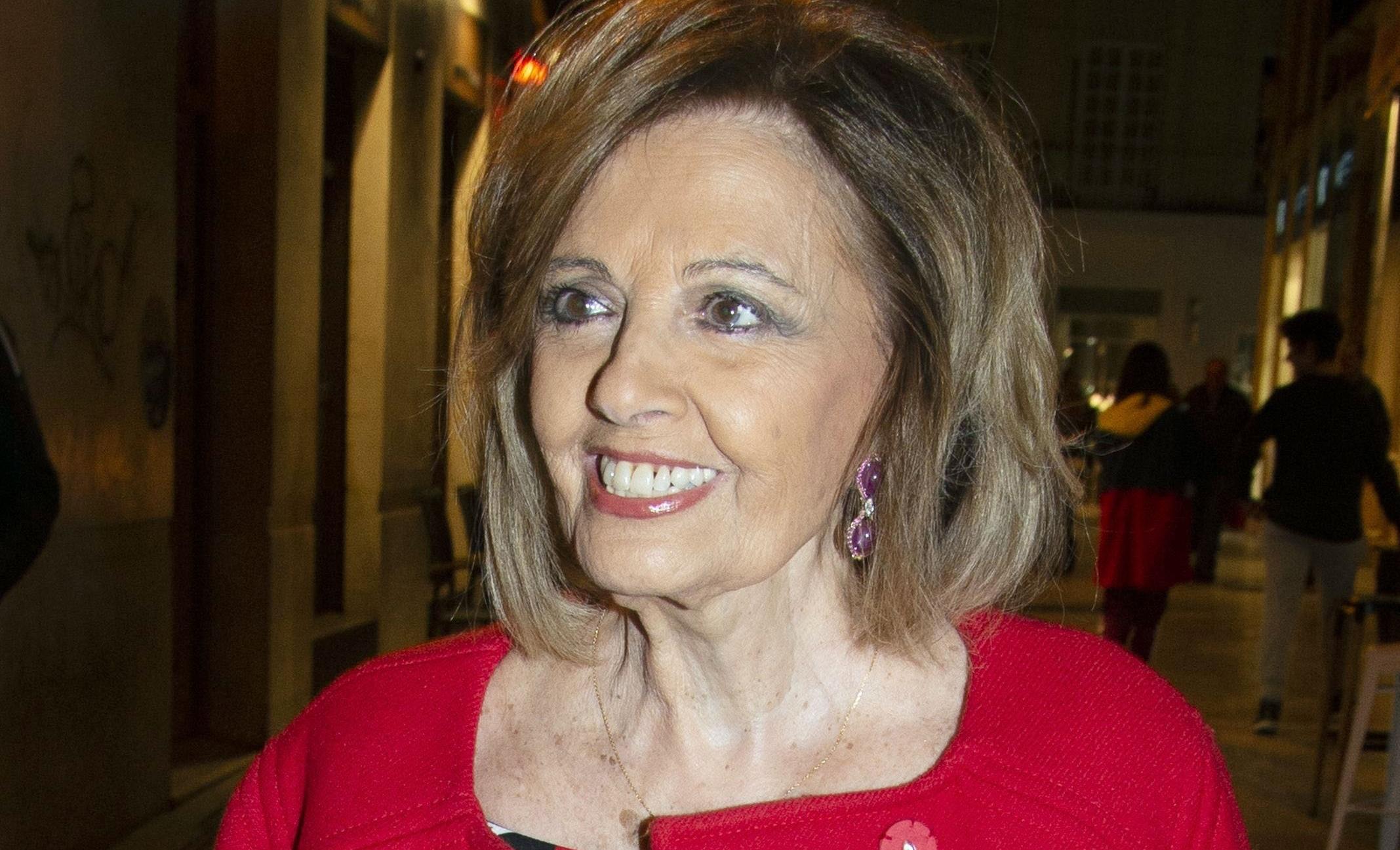 María Teresa Campos en una foto d'arxiu / Europa Press