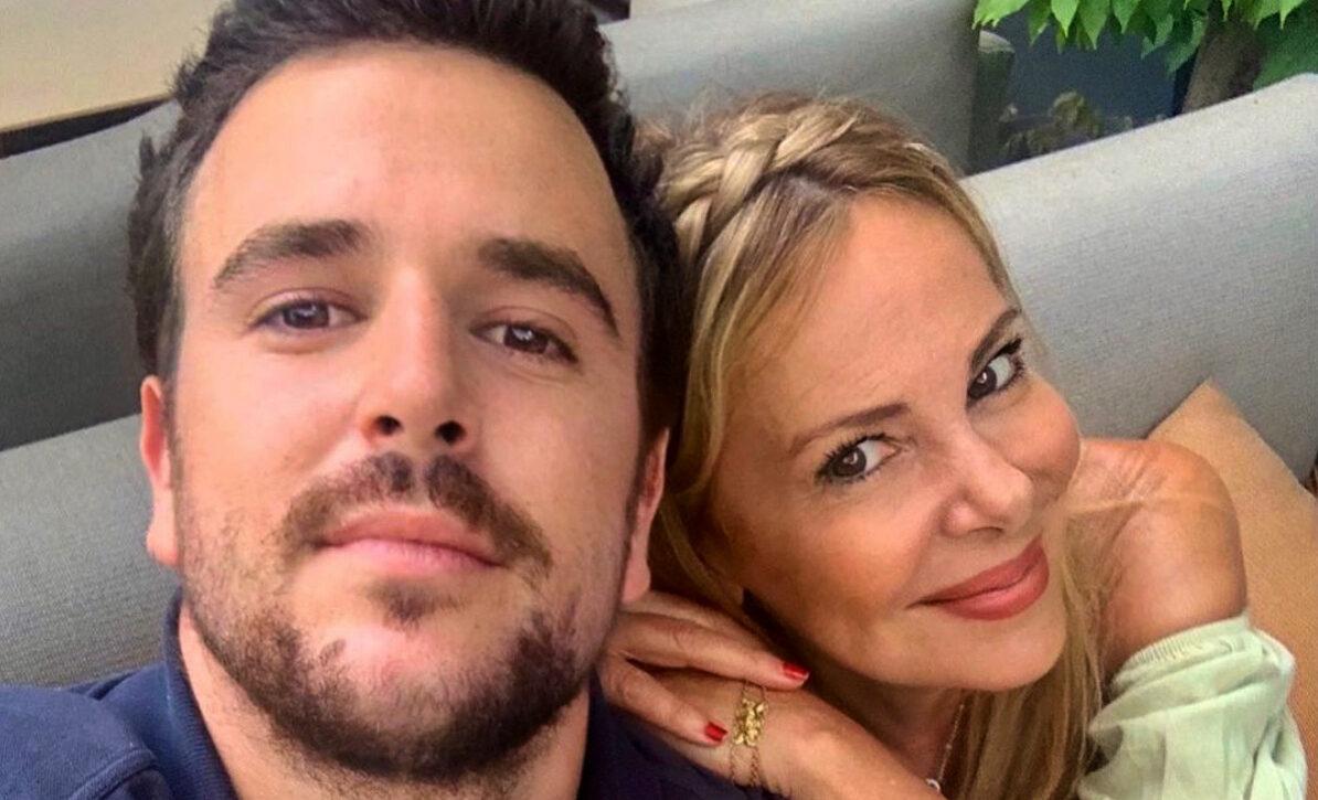 Ana Obregón i el seu fill, Álex Lequio / Instagram