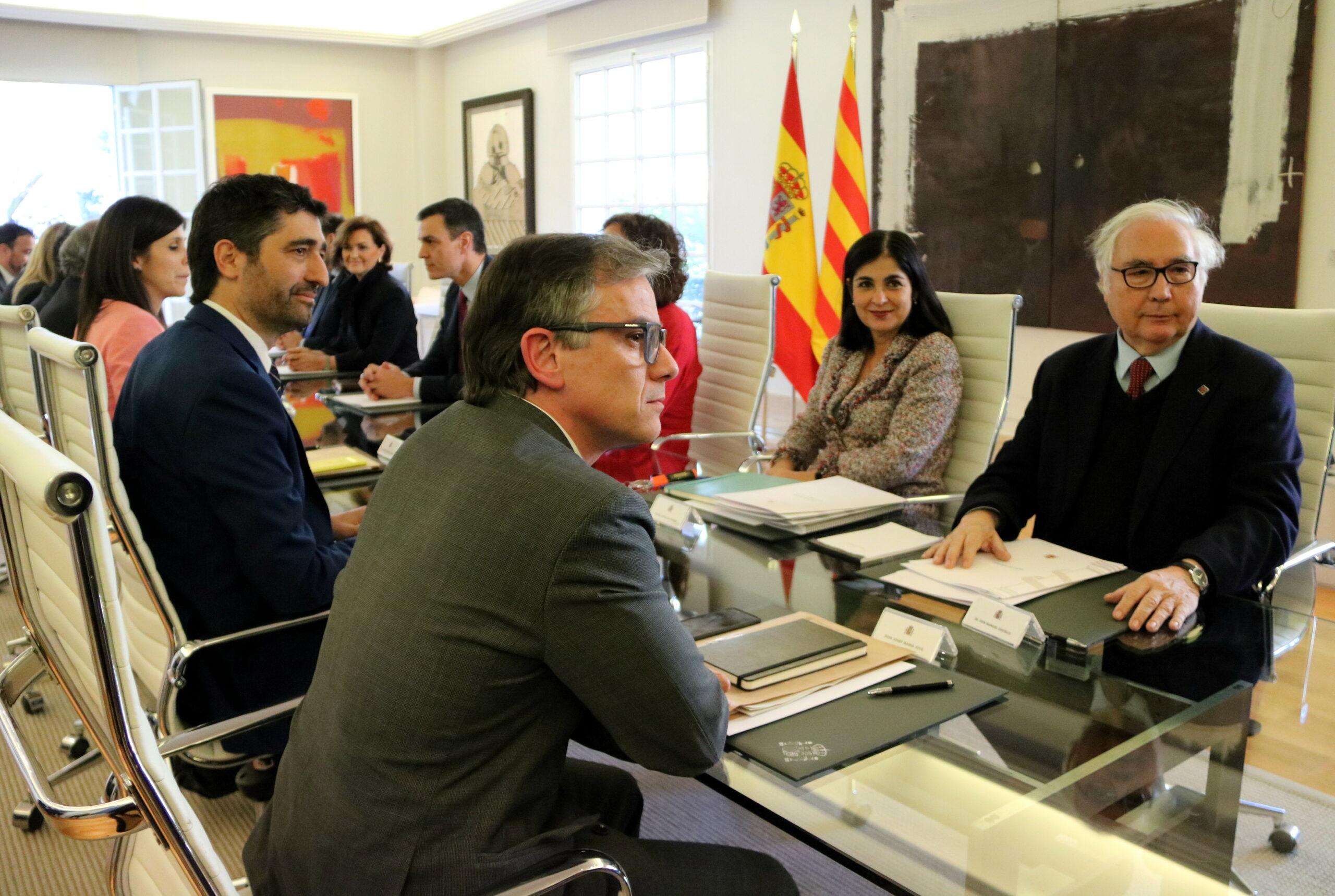 La taula de diàleg entre governs | ACN