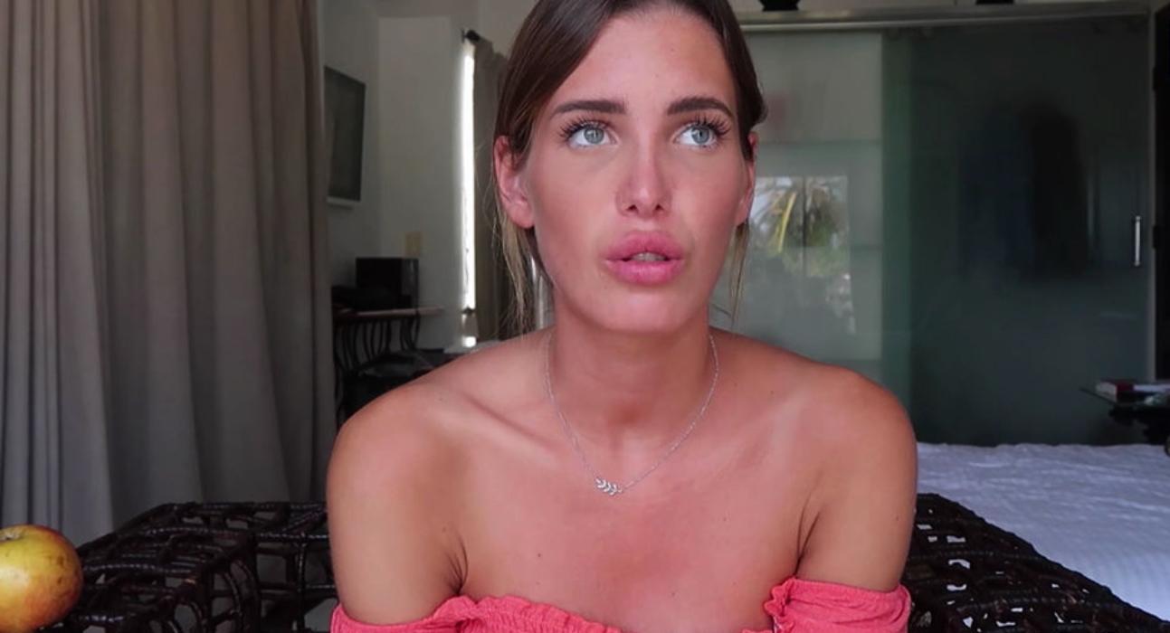 Marta López plora en un vídeo de Mtmad