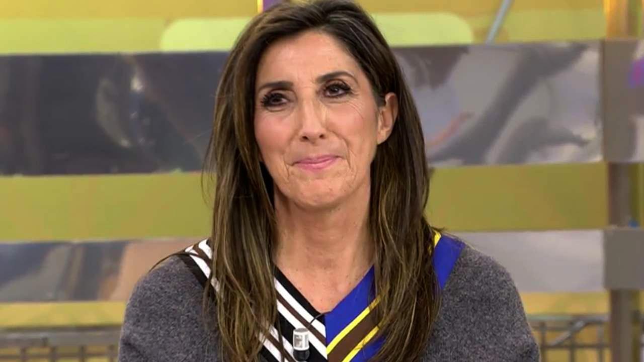 Paz Padilla anuncia la publicació del seu llibre / Telecinco