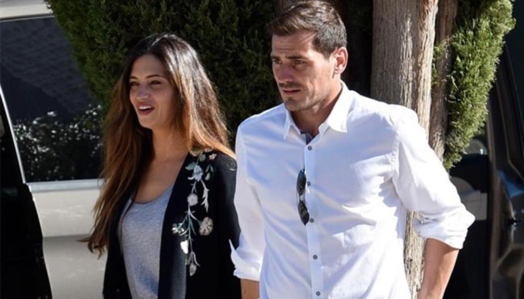 Sara Carbonero i Iker Casillas, envoltats de rumors de crisi / Europa Press