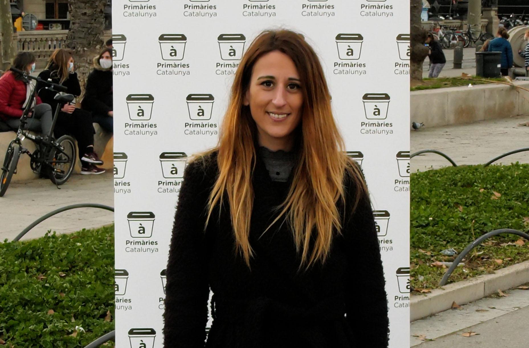 La candidata de Primàries Catalunya, Laura Ormella